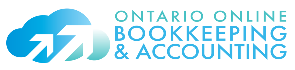Ontario Online Bookkeeping and Accounting Logo